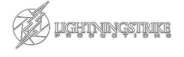 Lightning Strike Productions media production palau logo